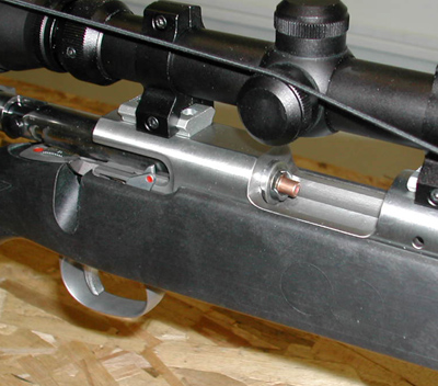 Outdoor Equipment Guide - SAVAGE ARMS Model 10MLSS-11XP